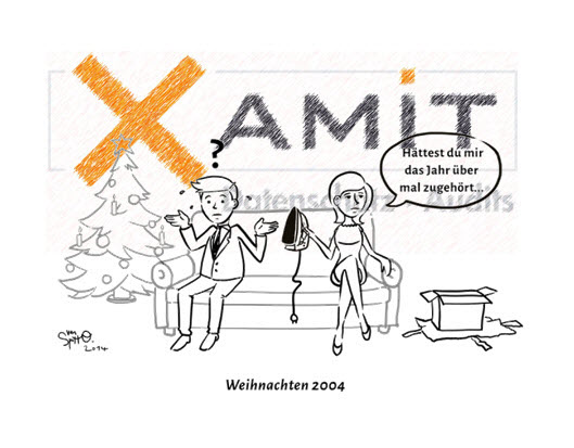 Xamit Comic 2014 Teil 1