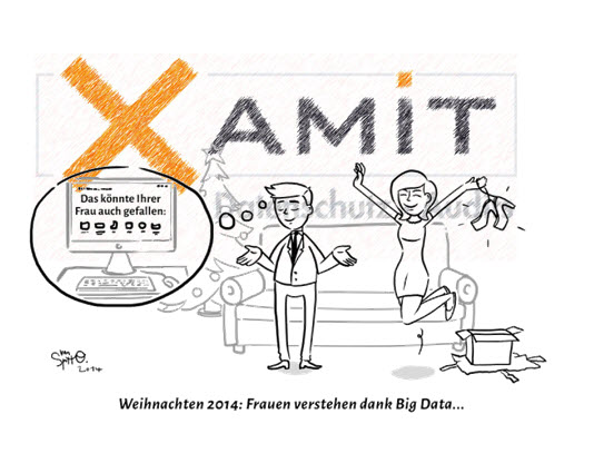 Xamit Comic 2014 Teil 2